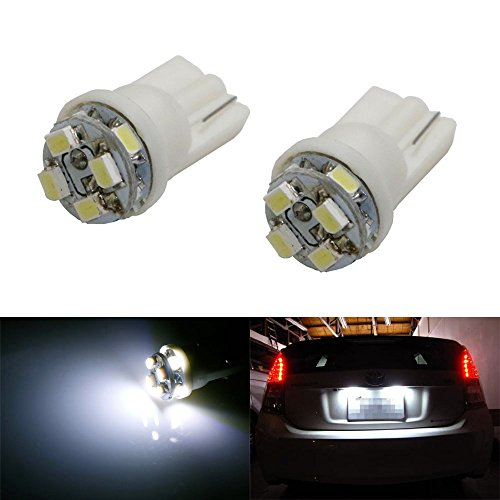 iJDMTOY Xenon 360 degree License Lights product image