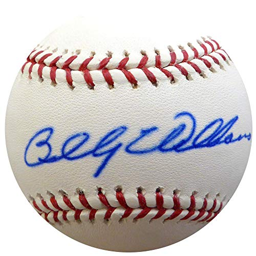 Signed Billy Williams Ball - Official #7165234 - Tristar Productions Certified - Autographed Baseballs -