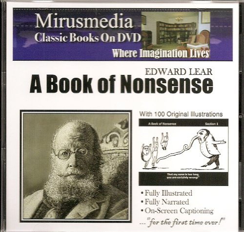edward lear book of nonsense pdf