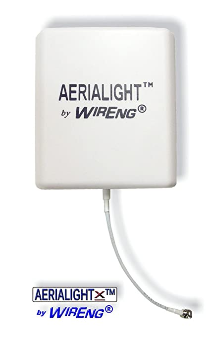 Amazon.com: AeriaLight-X™ Antenna for Vodafone K3250 Light and Compact: Cell Phones & Accessories