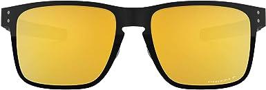 Oakley OakleyOO4123 Holbrook Oo4123 55, gafas de sol para hombres, metal, 55 mm Hombre