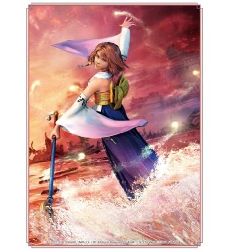 FINAL FANTASY Card Sleeves Yuna