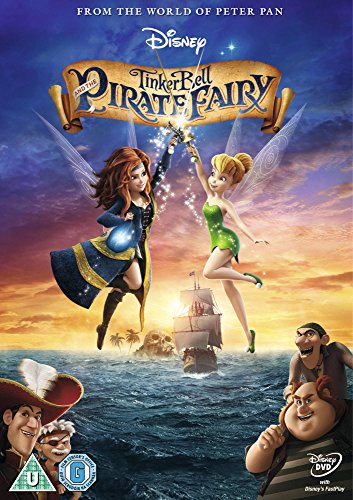 Tinker Bell and the Pirate Fairy [DVD] -
