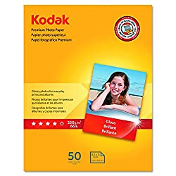 Image of the product Kodak Premium Photo Paper that is listed on the catalogue brand of Kodak.