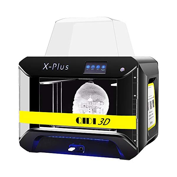 QIDI TECH 3D Printer, Large Size X-Plus Intelligent Industrial Grade 3D Printing...