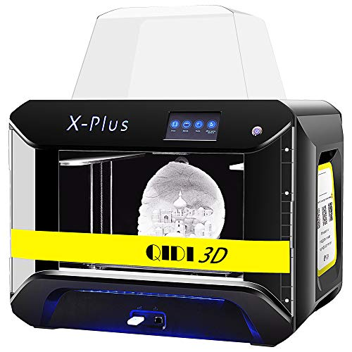 QIDI TECH 3D Printer, Large Size X-Plus Intelligent Industrial Grade 3D Printing