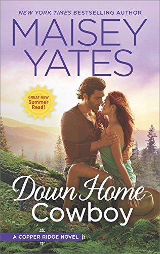 Down Home Cowboy: A Western Romance Novel (Hqn)