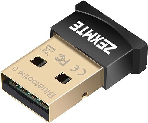 ZEXMTE Bluetooth USB Adapter CSR 4.0 USB Dongle review