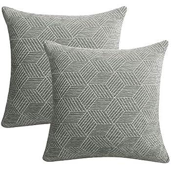 Amazon.com: MRNIU Set of 2 Throw Pillow Covers Coastal ...