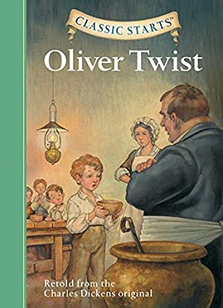 book cover of The Adventures of Oliver Twist