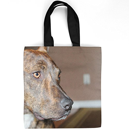 Westlake Art - Dog Rescue - Tote Bag - Fashionable Picture Photography Shopping Travel Gym Work School - 16x16 Inch (B8713)