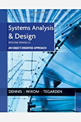Systems Analysis and Design with UML Hardcover