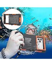 Waterdichte mobiele beschermhoes, duiktelefoonhoes Waterdicht voor buitenactiviteiten voor duiken Snorkelen Yachting