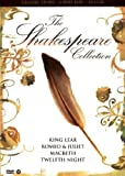 The Shakespeare Collection - 4-DVD Box Set ( Twelfth Night / Macbeth / Romeo & Juliet / King Lear ) ( Twelfth Night or What You Will / A Performance [ NON-USA FORMAT, PAL, Reg.2 Import - Netherlands ]