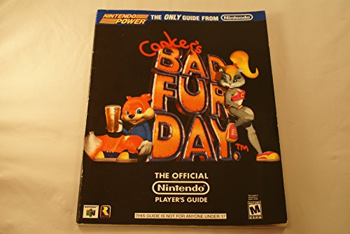 Conker's Bad Fur Day: Official Nintendo Player's Guide