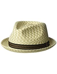 Bailey of Hollywood Mens Standard Mannes Braided Fedora Trilby Hat