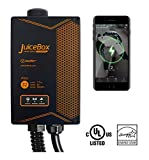 JuiceBox Pro 32 Smart Electric Vehicle (EV) Charging Station with WiFi - 32 amp Level 2 EVSE, 24-foot cable, UL and Energy Star Certified, Indoor/Outdoor Use (Hardwire Installation)