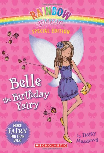 (Rainbow Magic: Belle the Birthday)