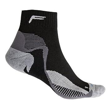 Flite Calcetines altos de running para mujer, negro/gris claro, 35-38, 21-4012-7-1-0184: Amazon.es: Deportes y aire libre