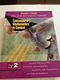 img - for Contemporary Mathematics in Context: Teacher's Guide Course 2, Part B: A Unified Approach (Core-Plus Mathematics Project) book / textbook / text book