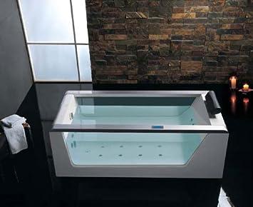 luxus design indoor whirlpoolwanne / whirlpool badewanne für ... - Badezimmer Mit Whirlpool