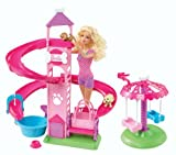 Barbie Slide and Spin Pups Playset, Baby & Kids Zone