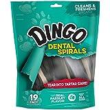Dingo Dental Spirals, 19 Pack (Dn-99110)