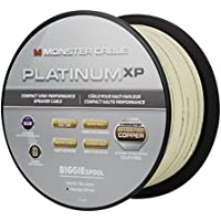 Monster Cable MC PLAT XPNWMS-100 WW Platinum XP Navajo White Compact Speaker Cable MKIII