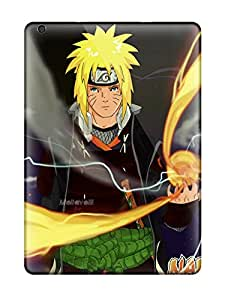 New Style 1385913K60970435 Top Quality Case Cover For Ipad Air Case With Nice Free Naruto Shippudens Appearance
