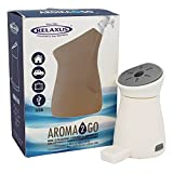 Aroma 2 Go Portable Ultrasonic Mini Humidifier and Diffuser. Fresh & Misty with USB