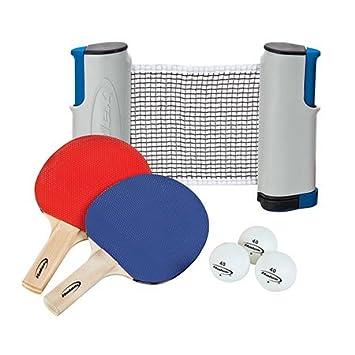 Halex On-The-Go Table Tennis Set Model #57000  sc 1 st  Amazon.com & Amazon.com : Halex On-The-Go Table Tennis Set Model #57000 : Table ...