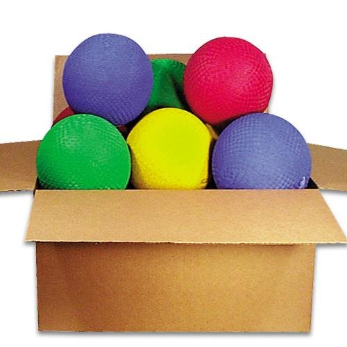 48 Ball Rainbow 8 1/2'' PG Ball Pack