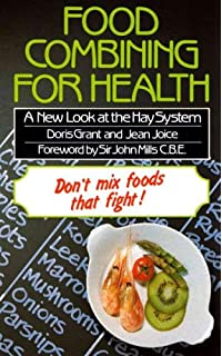 Food combining for health the original hay diet amazon food combining for health a new look at the hay system forumfinder Image collections