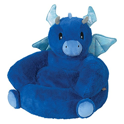 (Trend Lab Children's Plush Dragon Character Chair)