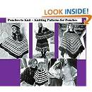 Poncho zu stricken-Knitting Patterns für Ponchos (German Edition)