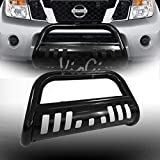 2011 nissan frontier grill guard - Yumy Bumper Bull Bar Fit 05-16 Nissan Frontier/Xterra/Pathfinder New Carbon Steel C/S Blk Front Bumper Grill Guard Bull Bar
