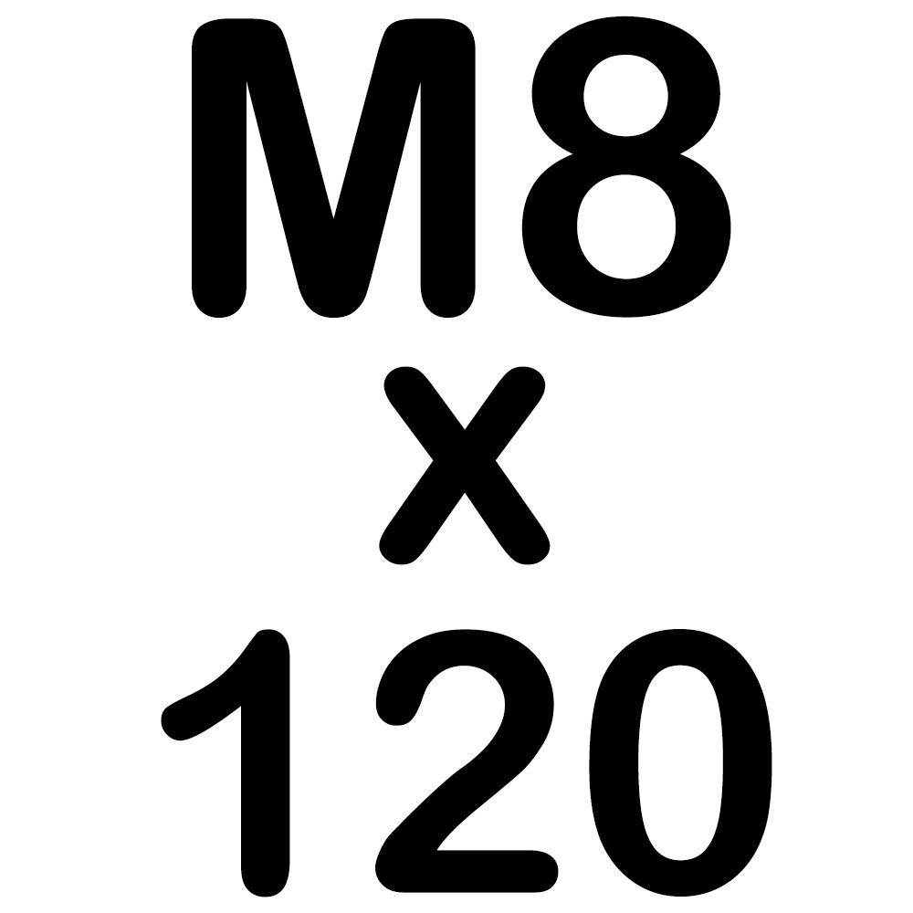 10 Sechskantschrauben Edelstahl M 6 x 100mm Vollgewindeschrauben Schrauben DIN 933 A2