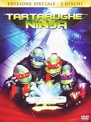 Tartarughe Ninja collection edizione speciale Italia DVD ...