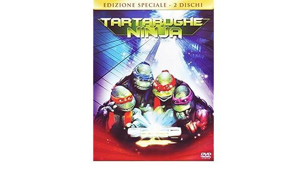 Amazon.com: Tartarughe Ninja Collection (2 Dvd) [Italian ...