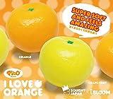 ibloom I Love Orange - Scented Orange Squishy