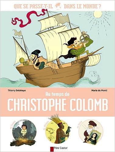 Lire Au temps de Christophe Colomb pdf epub