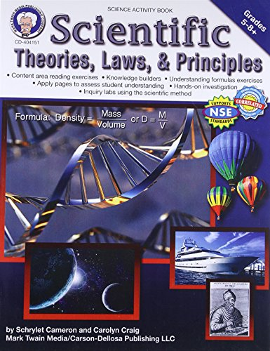 Scientific Theories, Laws, and Principles, Grades 5 - 12