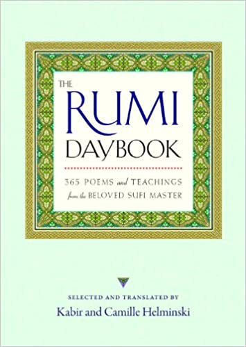 Bilderesultat for The Rumi Daybook