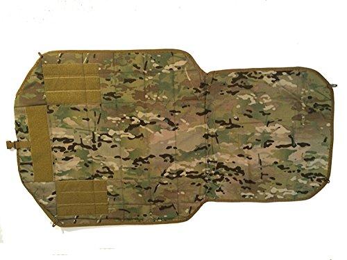 (American Made Roll up Padded Shooting/Shooter Mat - Authentic Multicam)