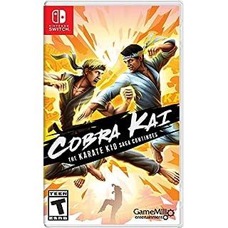 Cobra Kai Karate Kid Saga - Nintendo Switch