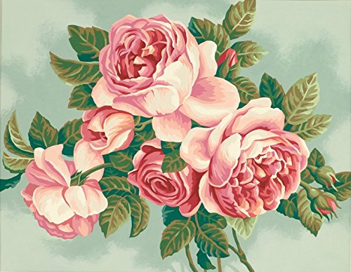 Dimensions Needlecrafts Paintworks Paint By Number, Heirloom Roses