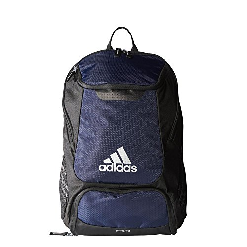 adidas Stadium Team Backpack, Collegiate Navy, One (Nike Soccer Backpack)