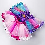 KayMayn Tutu Mini Skirt Ballet Skirt Sparkling