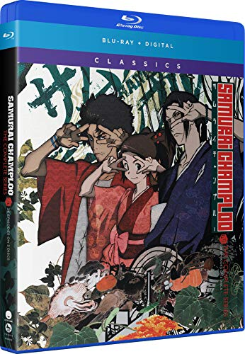 : Samurai Champloo: The Complete Series [Blu-ray]