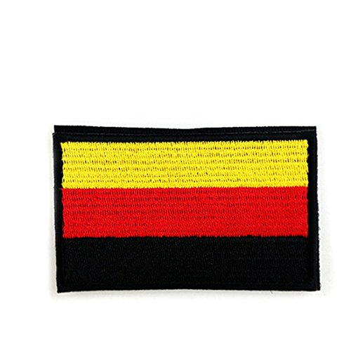 Chic National Flag Emblem Patch Armband Embroidered Patch Germany